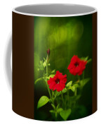 Petunia Dreams In The Woods Coffee Mug
