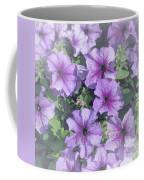 Petunia Patch Coffee Mug