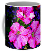 Petunia Rhapsody Coffee Mug