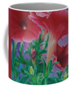 Petunia Skies Coffee Mug