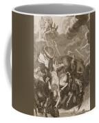 Phaeton Struck Down By Jupiter's Thunderbolt Coffee Mug