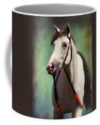 Phantom Lover Race Horce Before The Race Coffee Mug