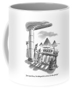 Pharaoh To Son Coffee Mug