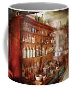 Pharmacist - Behind The Scenes  Coffee Mug by Mike Savad