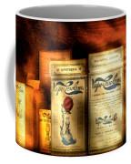 Pharmacist - Medical Cures Coffee Mug