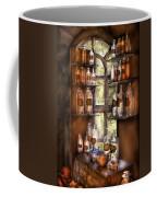 Pharmacist - Various Potions Coffee Mug by Mike Savad