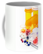 Pharmacopoeia  Coffee Mug by Olivier Le Queinec