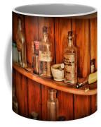 Pharmacy - A Bottle Of Poison Coffee Mug