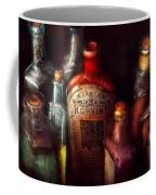 Pharmacy - A Safe Rheumatic Cure  Coffee Mug by Mike Savad