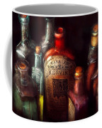 Pharmacy - A Safe Rheumatic Cure  Coffee Mug