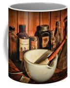 Pharmacy - Opium The Cure All Coffee Mug