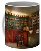 Pharmacy - Patent Medicine  Coffee Mug by Mike Savad