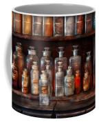 Pharmacy - The Chemistry Set Coffee Mug by Mike Savad