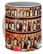 Pharmacy - The Medicine Shelf Coffee Mug