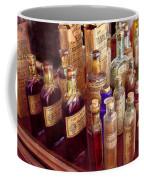 Pharmacy - The Selection  Coffee Mug by Mike Savad