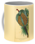 Pheasant 1837 Coffee Mug