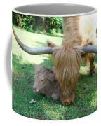 Pheona And Buffie Coffee Mug