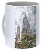 Phetchaburi Temple 17 Coffee Mug