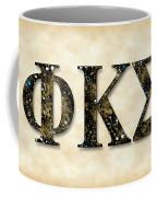 Phi Kappa Sigma - Parchment Coffee Mug
