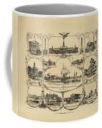 Philadelphia By James Fuller Queen Coffee Mug