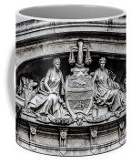 Philadelphia City Hall - City Seal  Coffee Mug