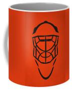 Philadelphia Flyers Goalie Mask Coffee Mug
