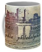 Philadelphia Freedom Coffee Mug