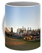 Philadelphia From South Street Coffee Mug