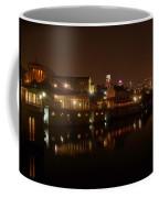 Philadelphia From The Schuykill Coffee Mug