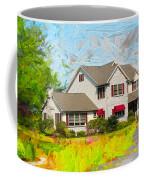 Philadelphia House Coffee Mug