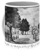 Philadelphia Market, 1788 Coffee Mug