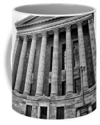 Philadelphia Museum Of Art - West Entrance Coffee Mug