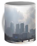 Philadelphia Schuylkill River View Coffee Mug by Bill Cannon
