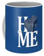 Philadelphia Street Map Home Heart - Philadelphia Pennsylvania R Coffee Mug