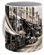 Philadelphia's Italian Market Coffee Mug by Bill Cannon