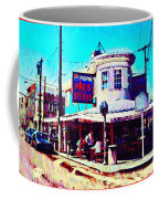 Philadelphia's Pat's Steaks Coffee Mug