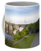 Philadelphia's Rock Tunnel - Kelly Drive Coffee Mug