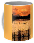 Philippines Manila Fishing Coffee Mug by Anonymous