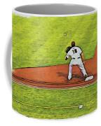 Phillies First Baseman Coffee Mug