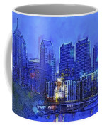 Philly Blue Coffee Mug