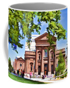 Philly Church View Coffee Mug