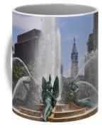 Philly Fountain Coffee Mug