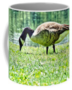 Philly Goose In The Grass Coffee Mug
