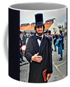 Philly Lincoln Coffee Mug