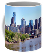 Philly Skyline Coffee Mug