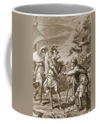 Phineus Is Delivered From The Harpies Coffee Mug