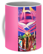 Phish New Years In New York Middle Coffee Mug by Joshua Morton