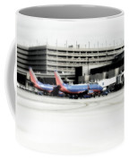 Phoenix Az Southwest Planes Coffee Mug
