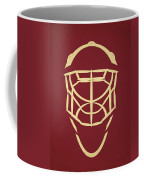 Phoenix Coyotes Goalie Mask Coffee Mug