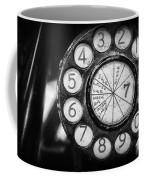 Phone Number 7 Coffee Mug